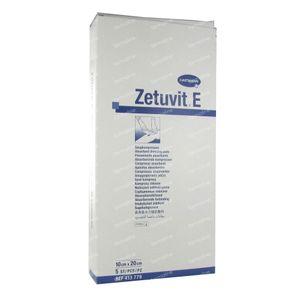 Hartmann Zetuvit E Steriel 10 x 20cm 413779 5 Stuks