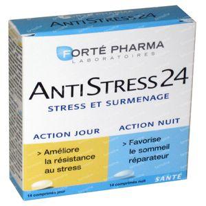 Forté Pharma Anti-Stress 24 28 comprimés