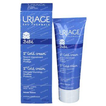 Uriage Bébé 1er Cold Cream 75 ml crème