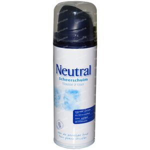 Neutral Scheerschuim 200 ml