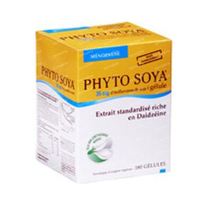 Phyto Soya 35mg 60 cápsulas