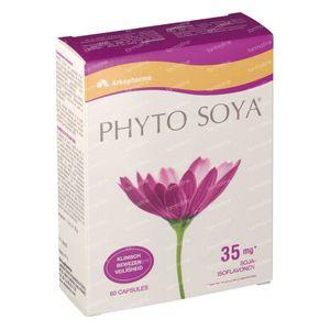 Phyto Soya 35mg 60 St Capsules