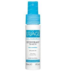 Uriage Deodorant Tri-Actif 30 ml Spray