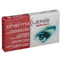 PharmaLens Maandlenzen -9.00 3  lenzen