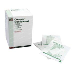 Curapor Transparent Steril 7Cmx 5Cm 13101 50 pièces