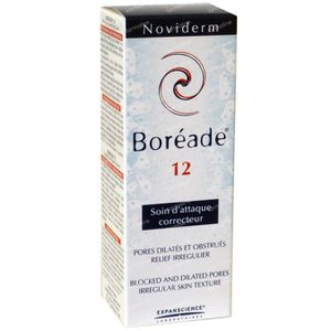 Noviderm Boreade 12 Strong Exfolierende Care 30 ml