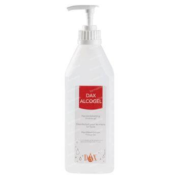 DAX Alcogel + Pomp 0596-15 600 ml