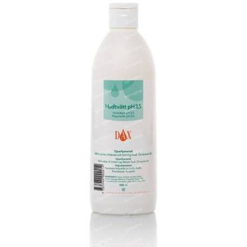 Dax Savon Acide pH3,5 500 ml