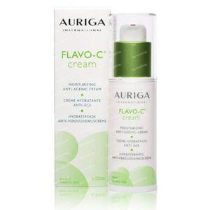 Auriga Flavo-C Crème Hydratante 30 ml