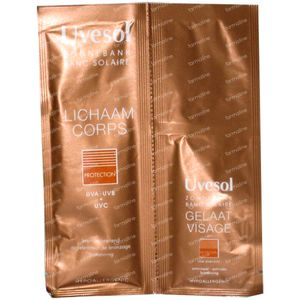 Uvesol Solarium Duo Spray + Serum 10 ml + 5 ml