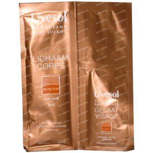 Uvesol Solarium Duo Spray + Serum 10 ml + 5 ml