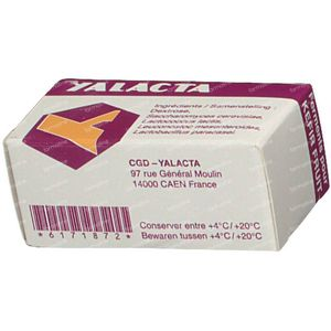 Yalacta Kefir Fruit 4 g