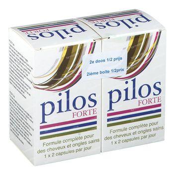 Pilos Forte DUO 2x60 capsules