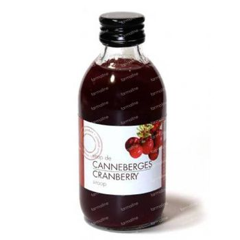 Revogan Cranberrysiroop 500 ml siroop