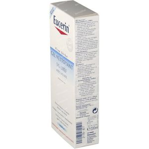 Eucerin Waslotion met Urea 200 ml