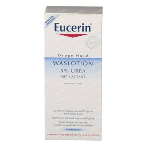Eucerin Wash Lotion met Urea 200 ml