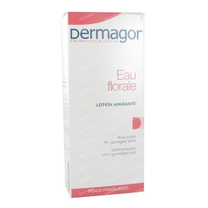 Dermagor Flower Water 150 ml spray