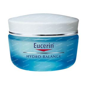 Eucerin Hydro-Balance Verfrissende Hydraterende Crème 50 ml