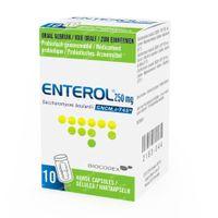 Enterol 10  capsules
