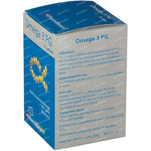 Pharmagenerix Omega 3 Pg 150 capsules