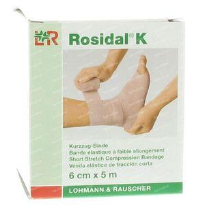 Rosidal K 6cm x 5m 22200 1 pièce