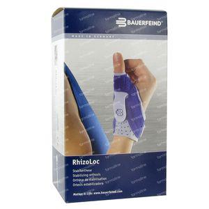 Rhizoloc Hand Orthesis Right T2 1 St