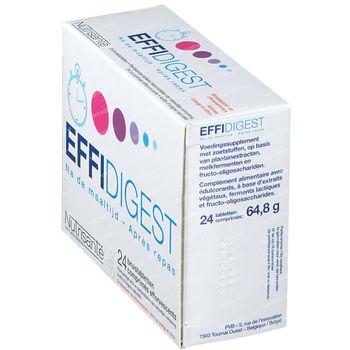 Nutrisante Effidigest 24 comprimés effervescents