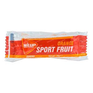 WCUP Sport Fruit Orange 25 g