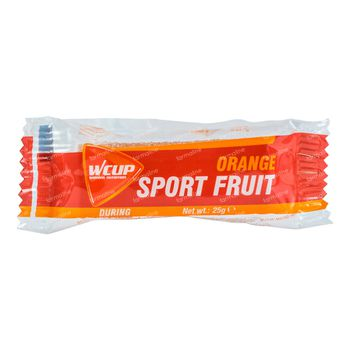 WCUP Sport Fruit Orange 25 g