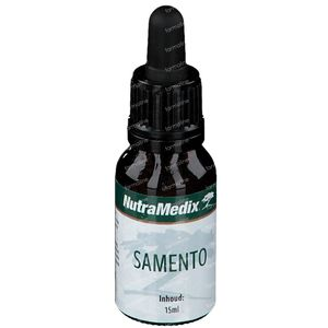 Vrancken Samento Extract 15 ml