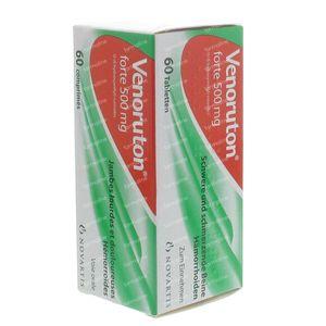 Venoruton Forte 500mg 60 tabletten