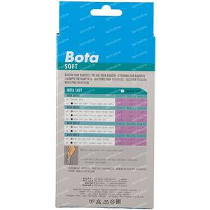 Bota Soft 2 Classique Noir 43-46 1 pièce