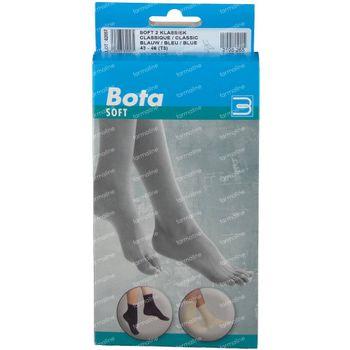 Bota Soft 2 Classique Bleu 43-46 1 pièce