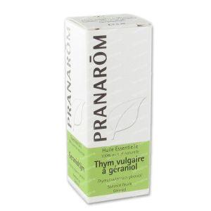 Pranarom Tijm Geraniol 624 Essentiële Olie 5 ml