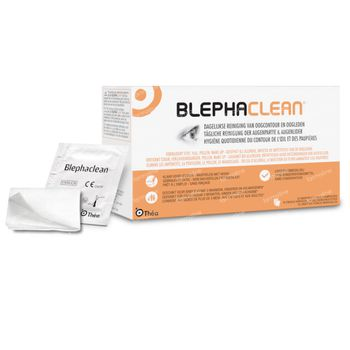 Blephaclean ReinigingsTücher 20 st