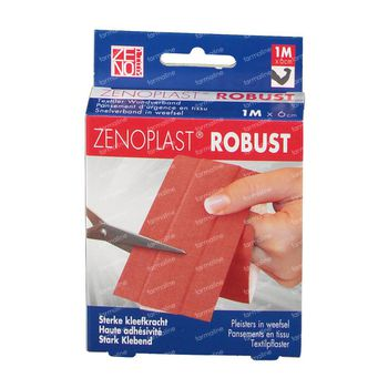 Zenoplast Robust 6 cm x 1 m 1 st
