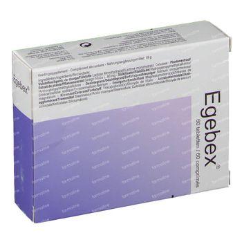 Egebex 60 comprimés