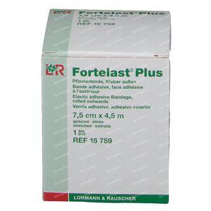 Fortelast Plus Windel 7.5cmx4.5m 16759 1 stuk