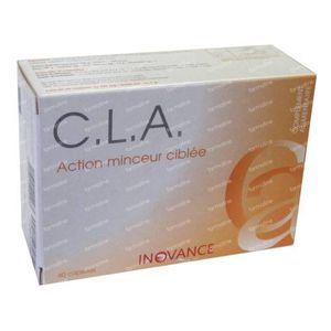 Inovance C.L.A. 60 stuks Capsule