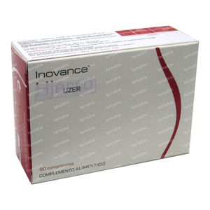 Inovance IJzer 60 tabletten