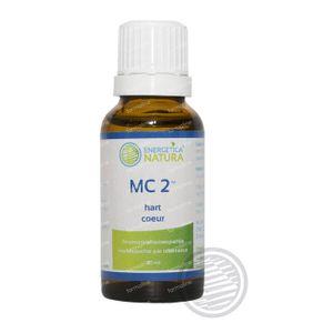 Meridiaancomplex 2 Energetica 20 ml Gotas
