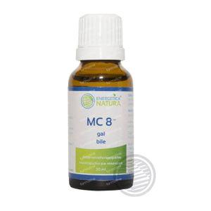 Meridiaancomplex 8 Energetica 20 ml gotas