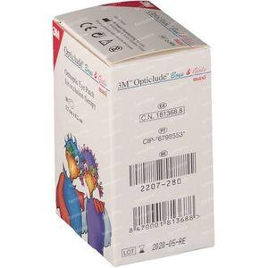 3M Opticlude Cerotto di Occhio Boys & Girls Maxi 30 st