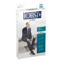 JOBST® for Men Kniekous AD Klasse 2 Classic Black Large 75259-04 1 paar