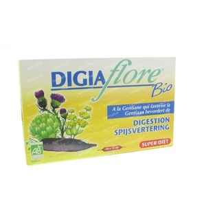 Super Diet Digiaflore Bio 50 St Ampolle