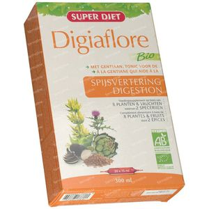 Super Diet Digiaflore Bio 50 ampoules