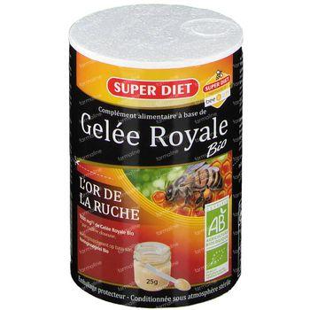 Superdiet Geleé Royale Bio en Pot 25 g