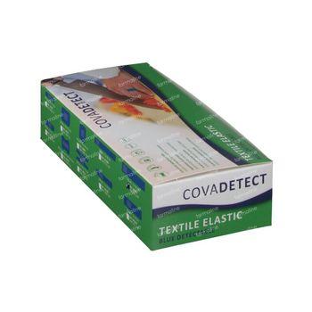 Cova Detect 3x18Cm BleuTextile 100 pièces