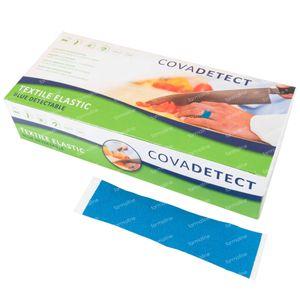 Cova Detect Pleister Textile Long 12.0cm x 3.0cm 100 St