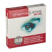PharmaLens Tageslinsen (Dioptrie: -1.00) 32  kontaktlinsen